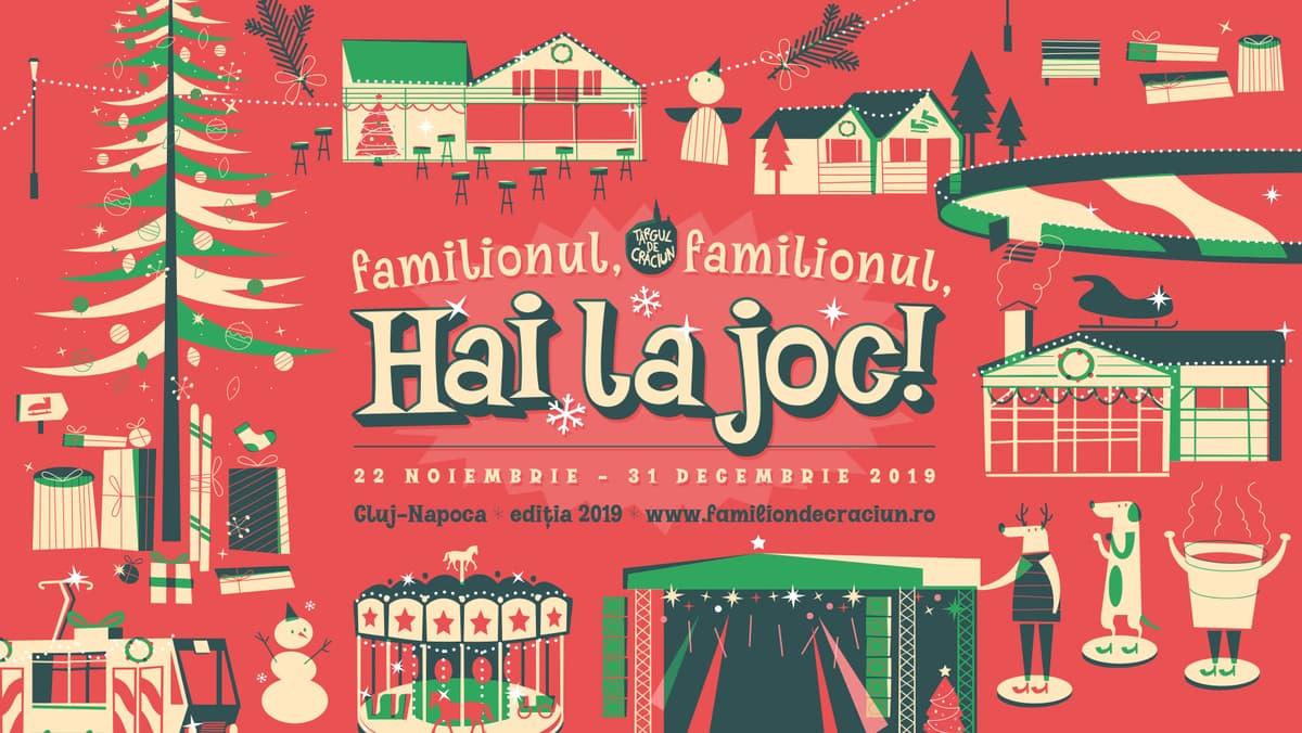 Târgul de Crăciun Cluj-Napoca | Cluj-Napoca Christmas Fair