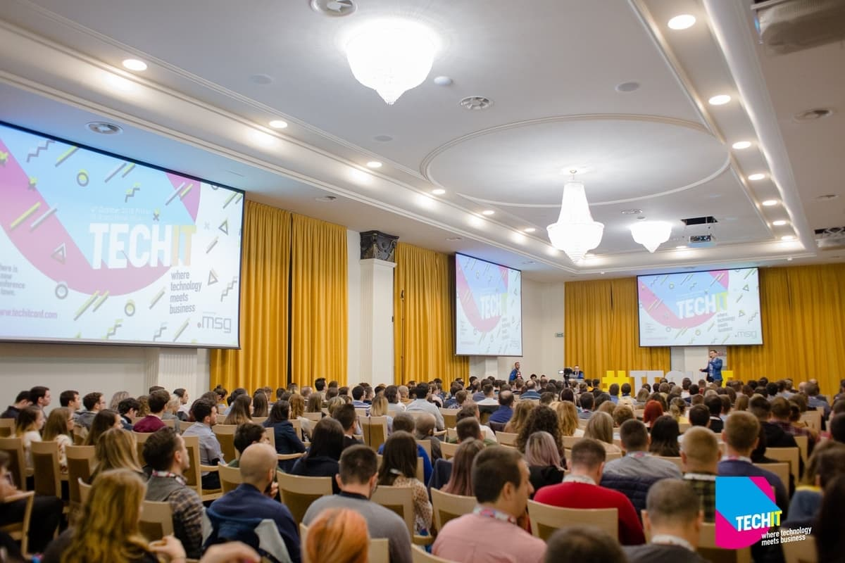 Cum a fost la… prima ediție TechIT Conference