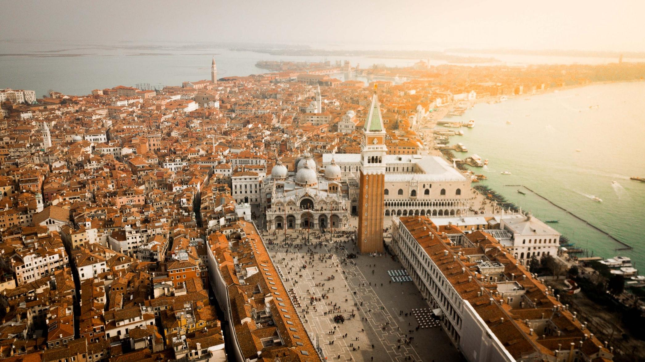 Veneția – atracția romanticilor incurabili