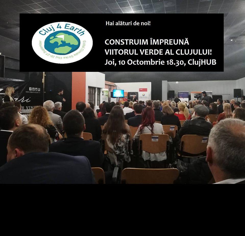 Construim Viitorul Clujului Verde