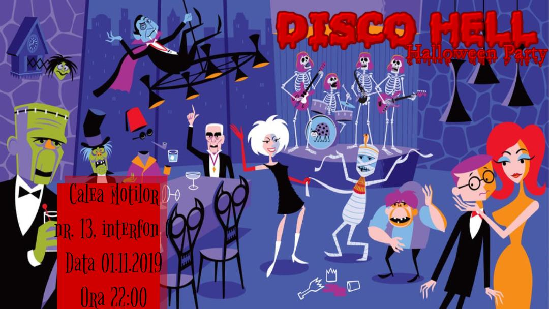 DISCO Hell – Halloween Party