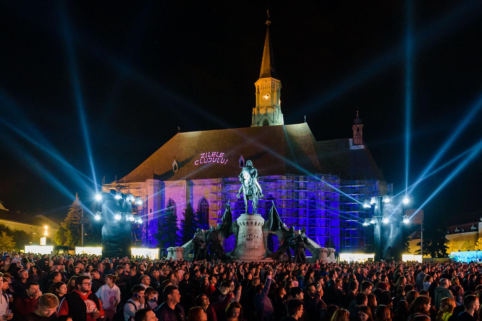 Cum a fost la Zilele Clujului 2019