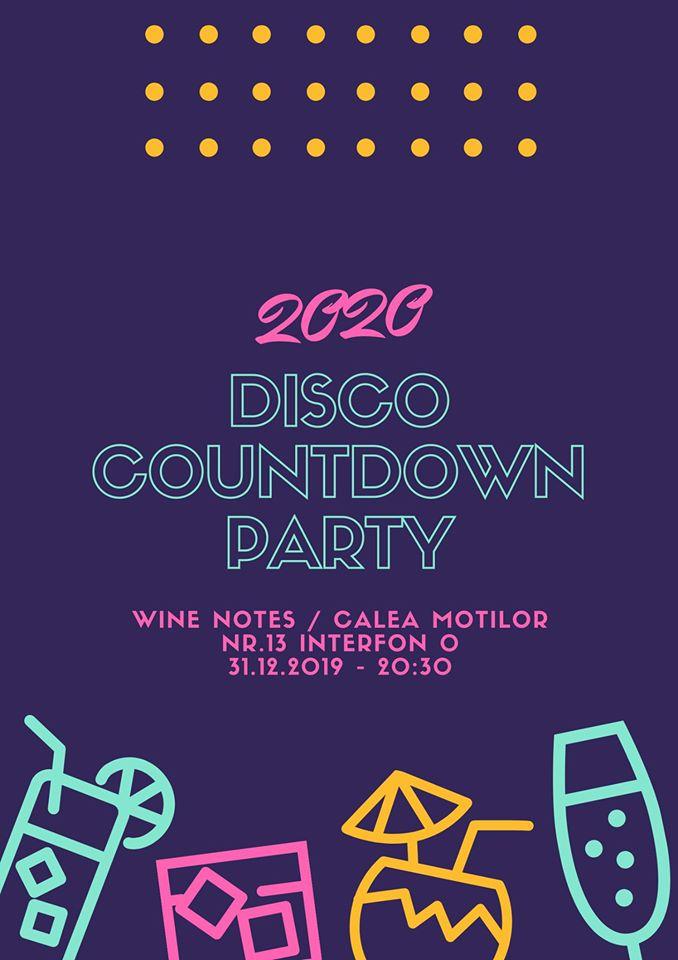 2020 DISCO Countdown Party