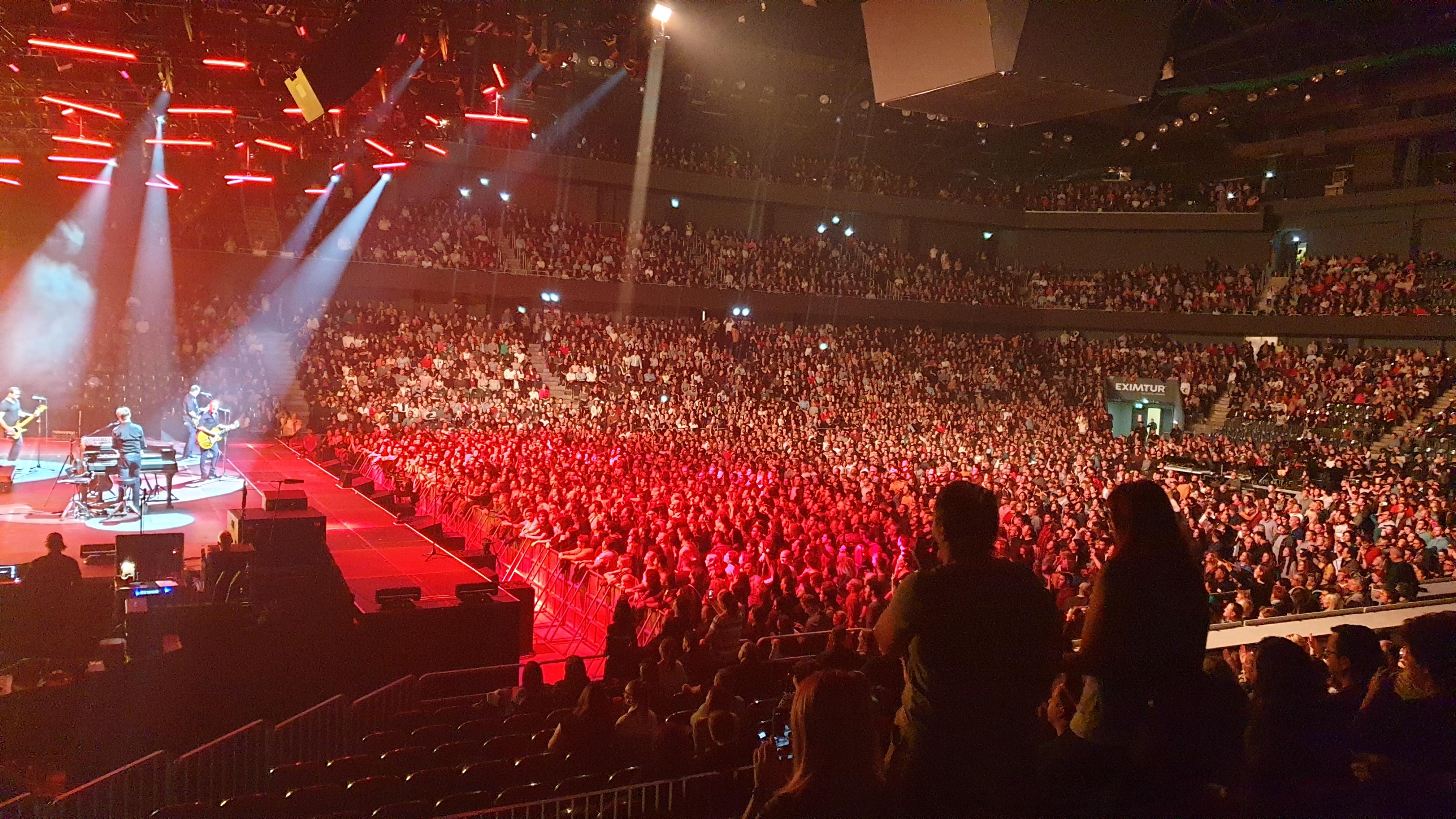 Cum a fost la Concert Bryan Adams
