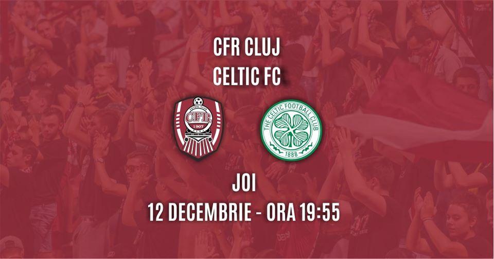 CFR Cluj – Celtic FC