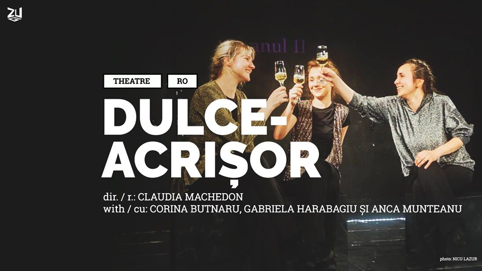 Dulce-acrișor – Școala de teatru politic 2019