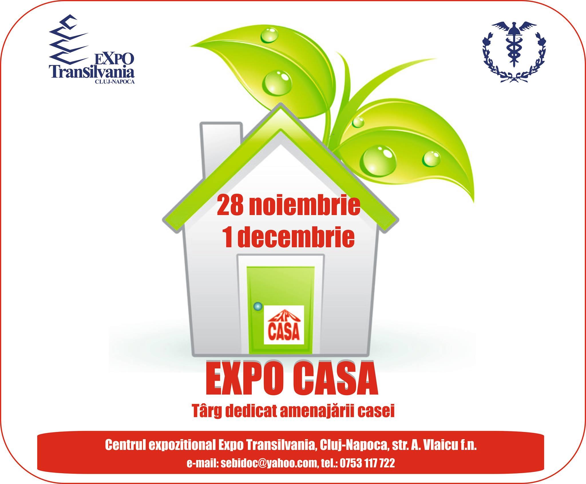 Expo Casa – Târg dedicat amenajării casei