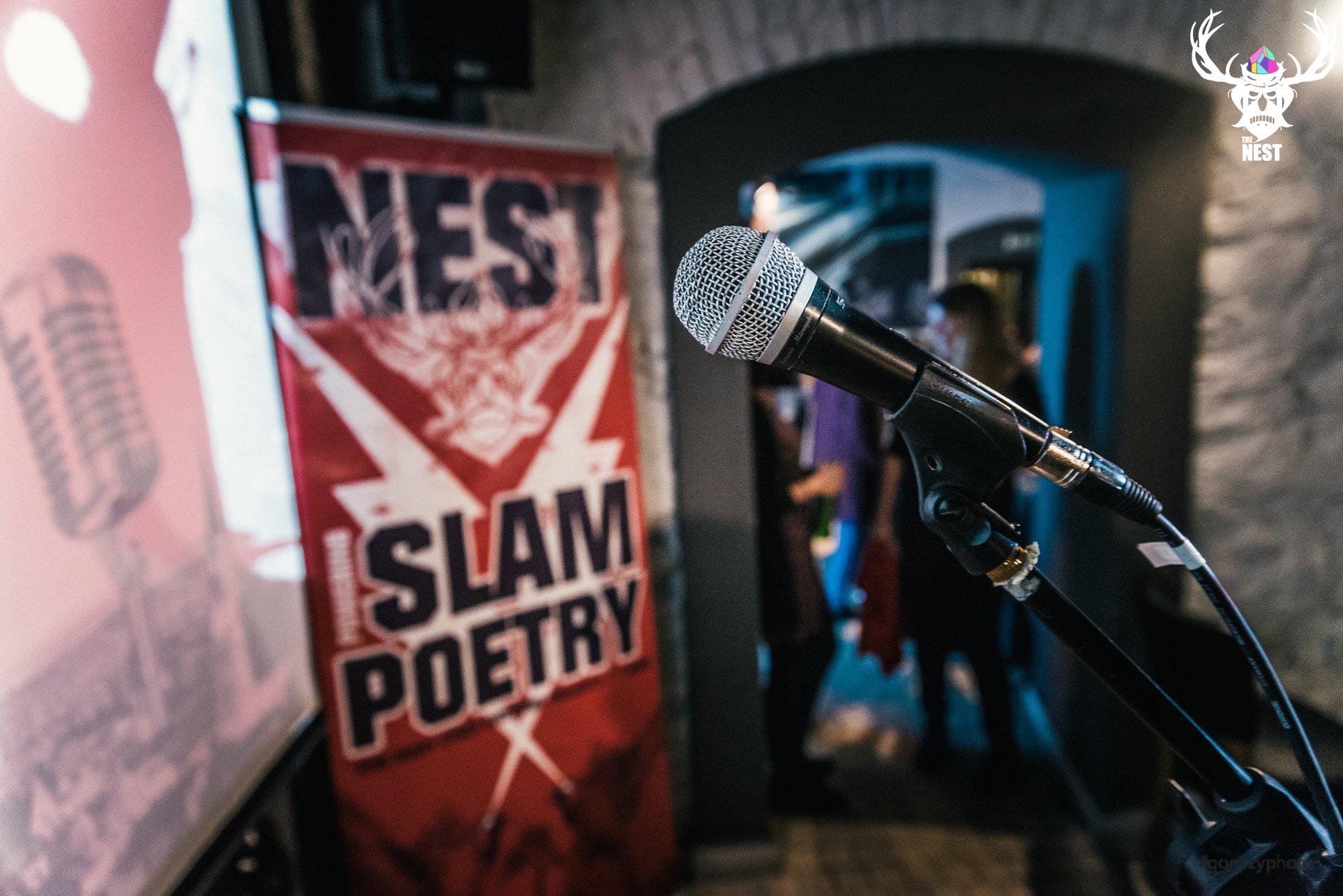 Cum a fost la Fright Night ⦿ Spoken Word – Open Mic