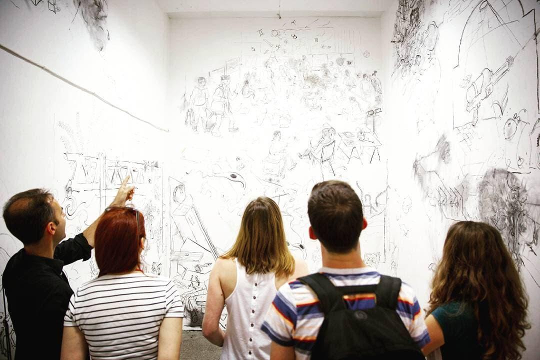 Interviu cu Helga Thies despre artă, Art Crawl Cluj și The Museum Affair