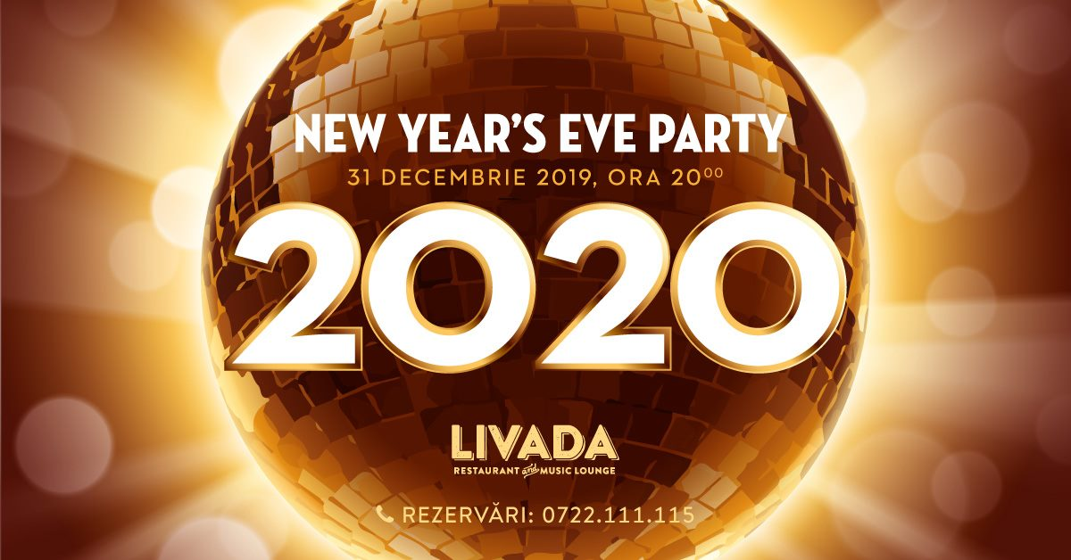 New Year's Eve Party 2020