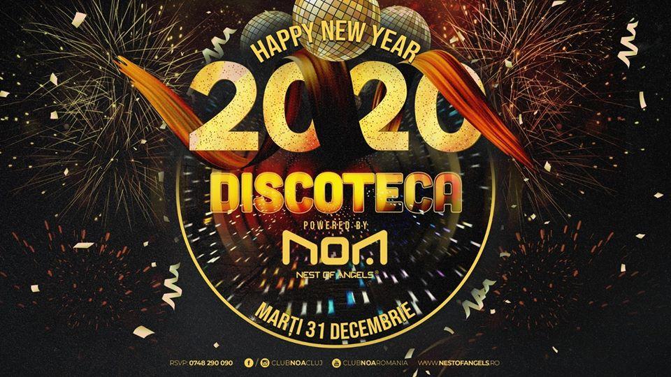 Revelion 2020 – Discoteca by NOA