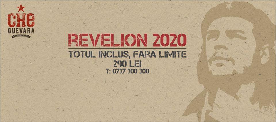Revelion 2020 @ Che Guevara