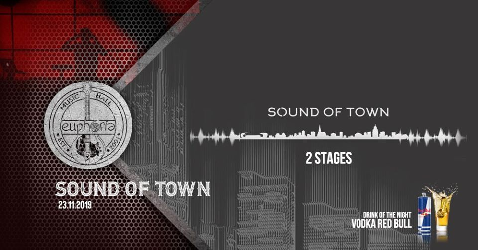 Sound Of Town – 2 Stages Party