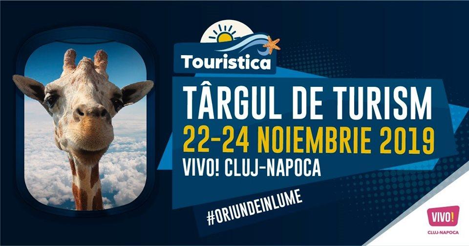 Târgul de turism Touristica @ VIVO! Cluj