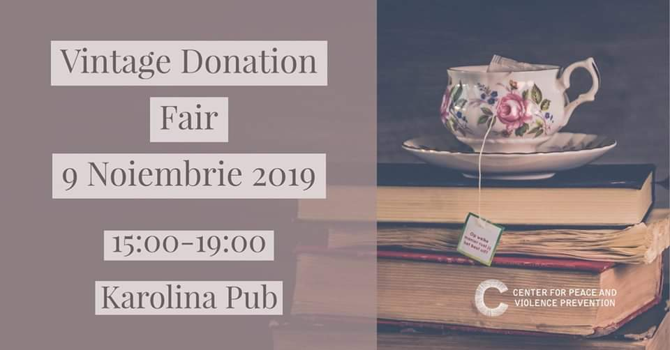 Vintage Donation Fair