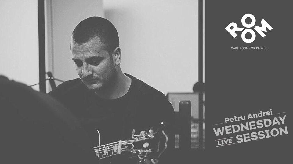 Wednesday Live Sessions   Petru Andrei