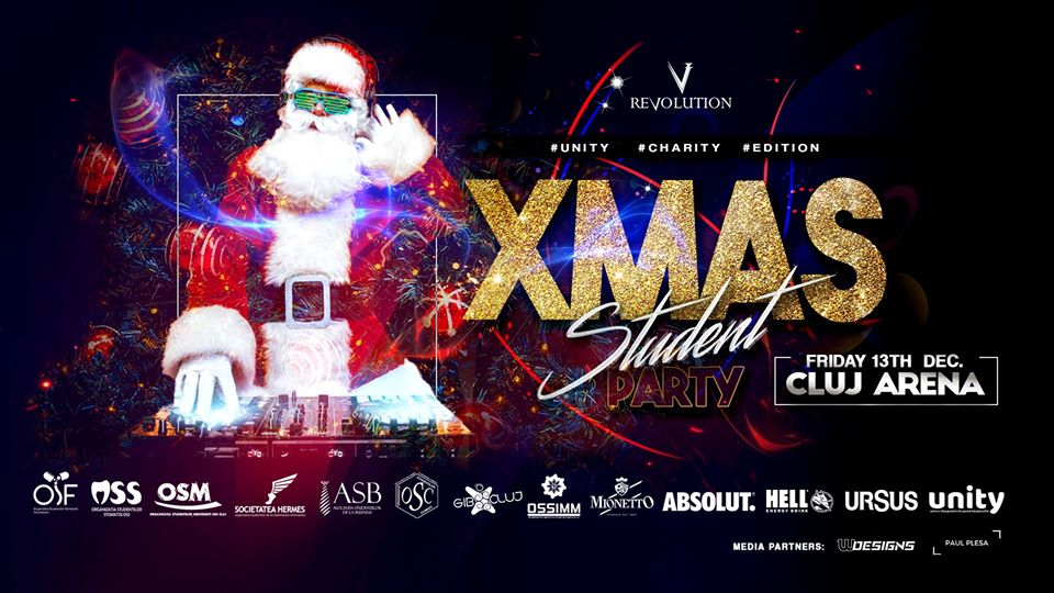 XMAS Student Party @ Cluj Arena