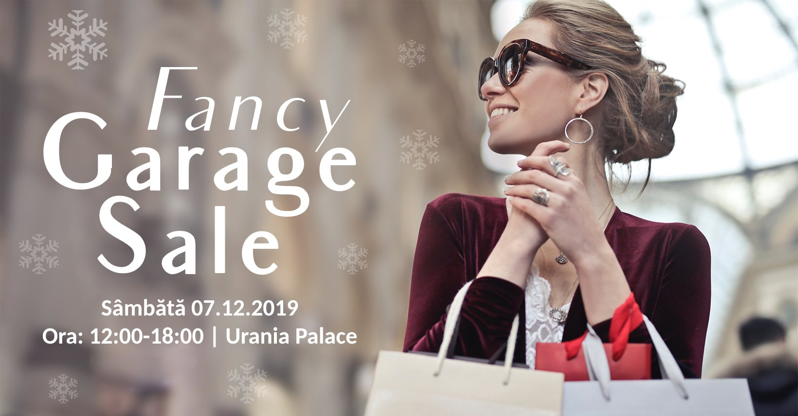Xmas Fancy Garage Sale – 6th Edition