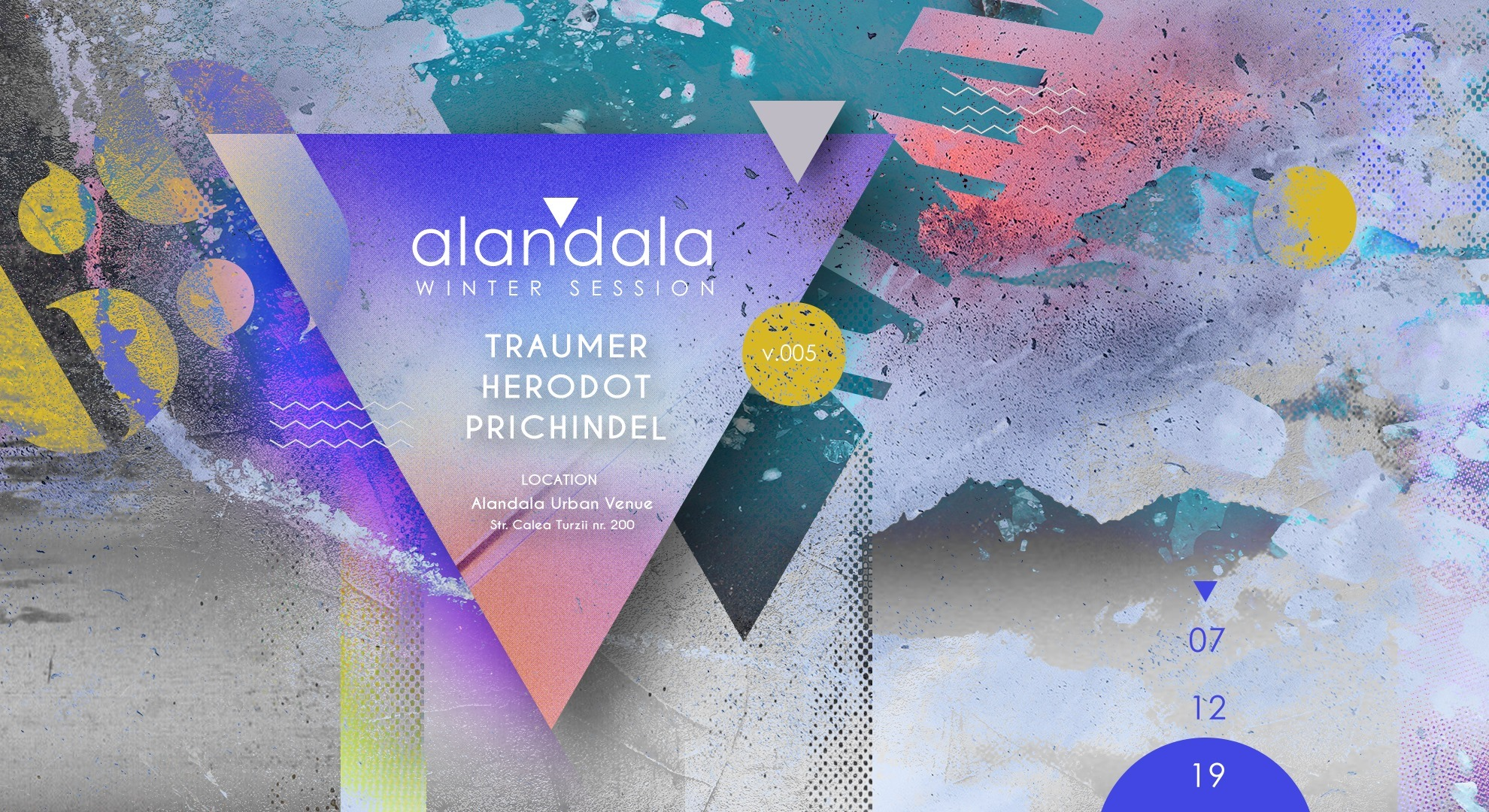 Alandala winter session ▼ v.005 [urban_edition]