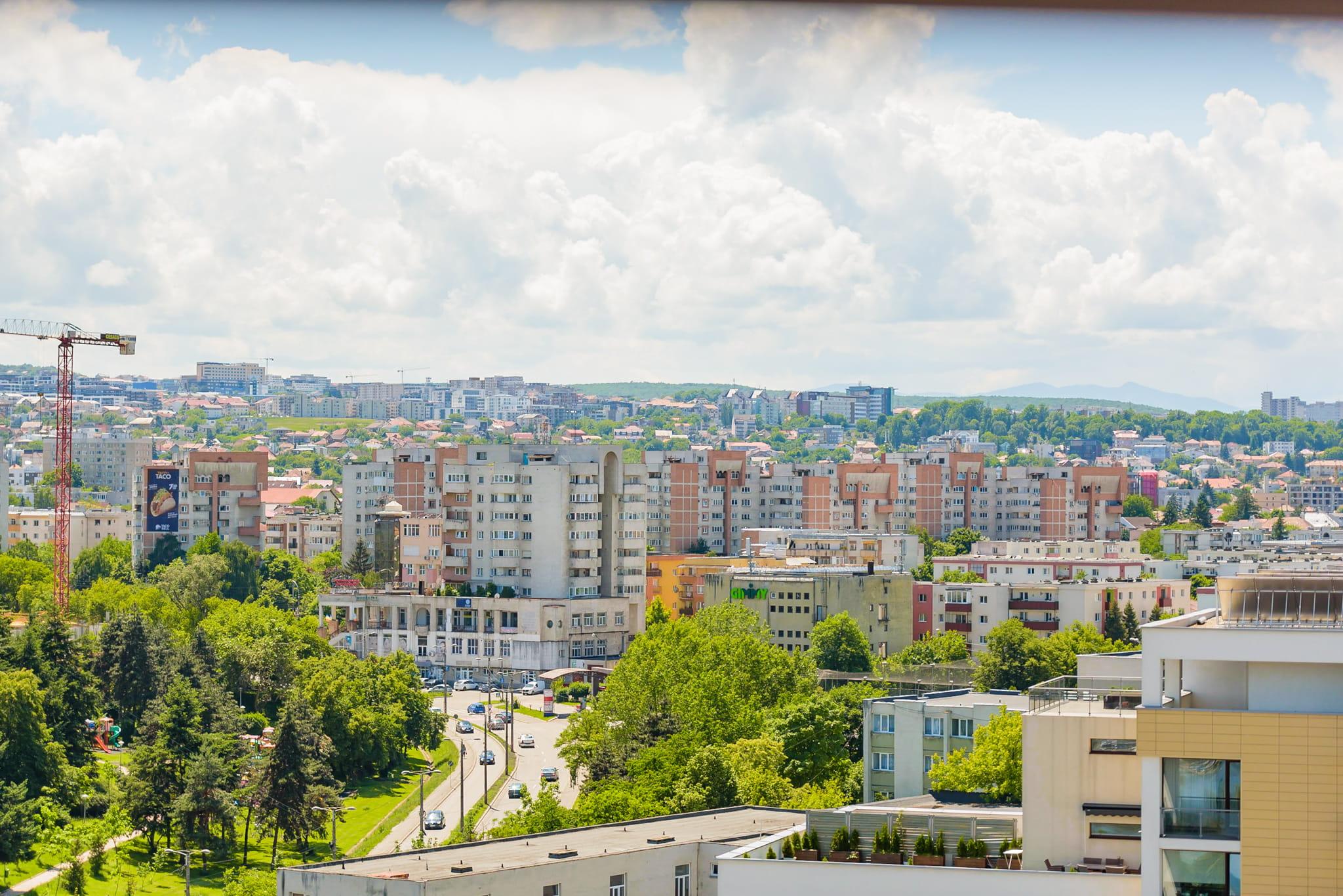 Cartierele Clujului de ieri și de azi