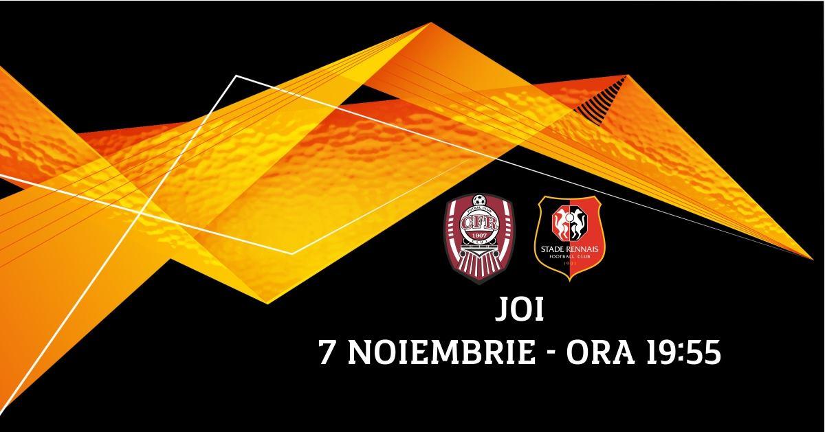 CFR Cluj – Stade Rennes