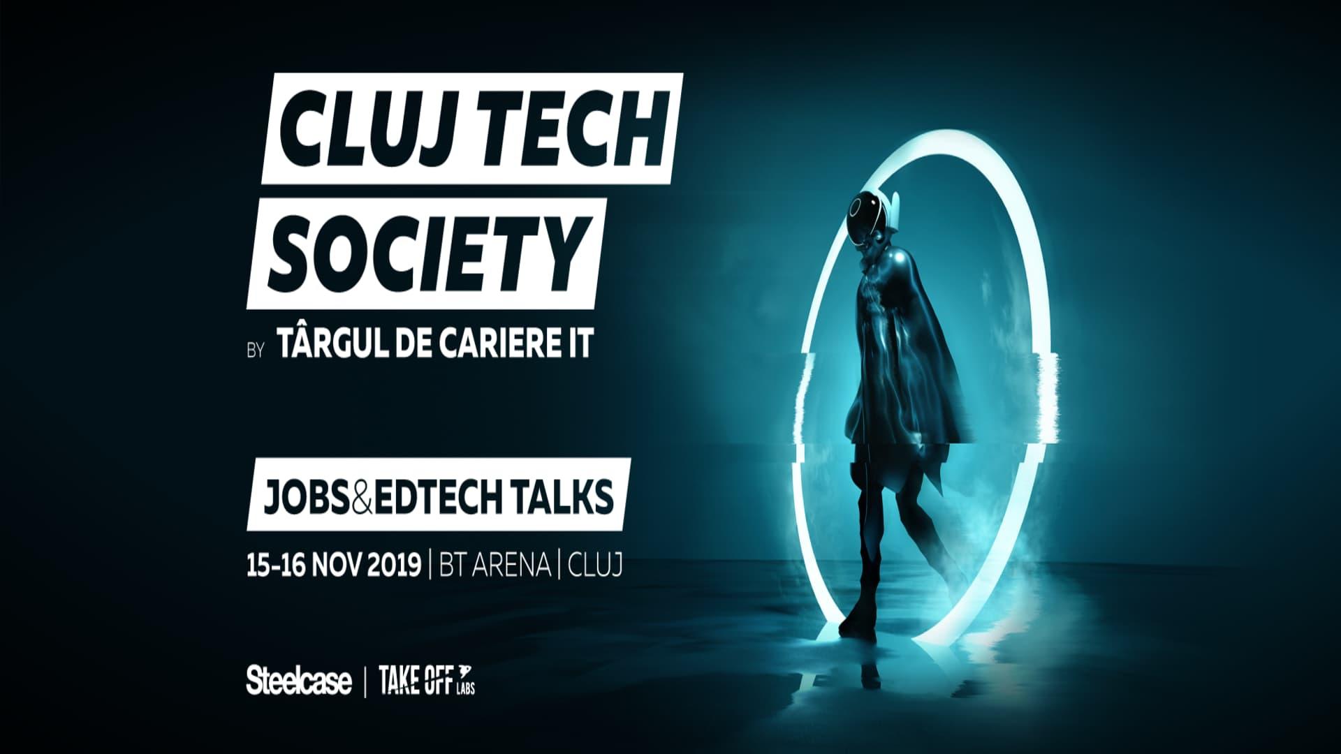 Vineri începe Cluj Tech Society la BT Arena