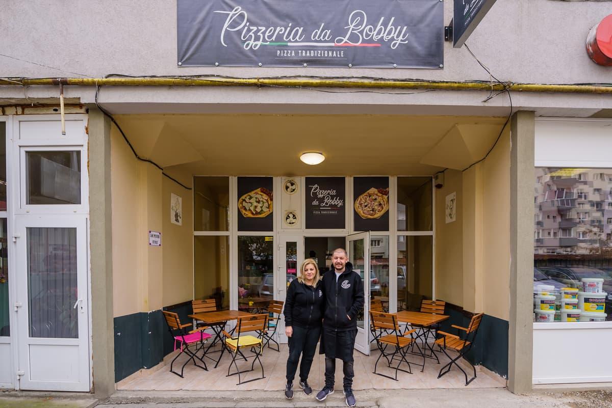 #AfaceriDeFamilie: Interviu cu Bogdan și Adina, fondatorii pizzeriei Da Bobby