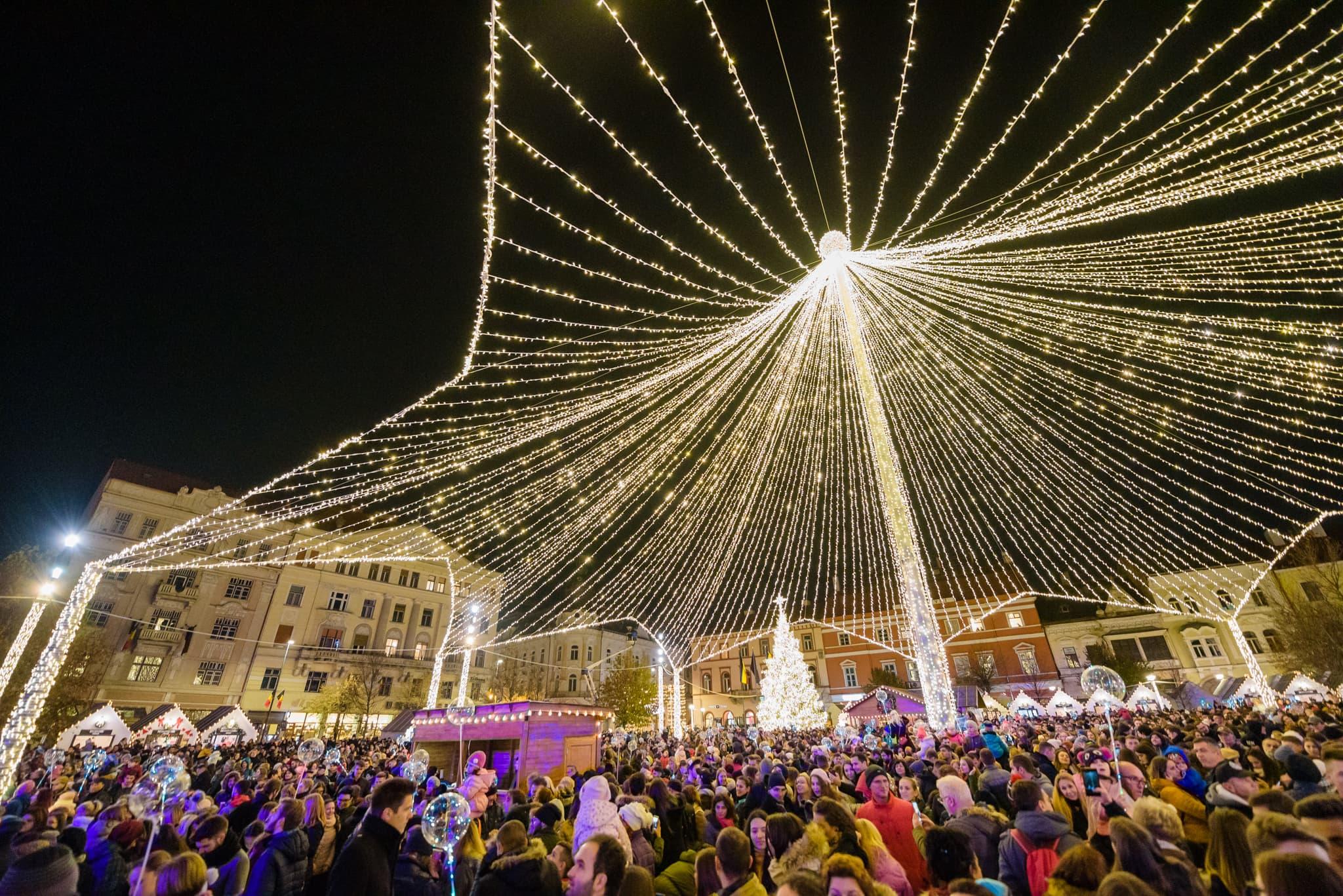 13 evenimente de neratat în decembrie la Cluj
