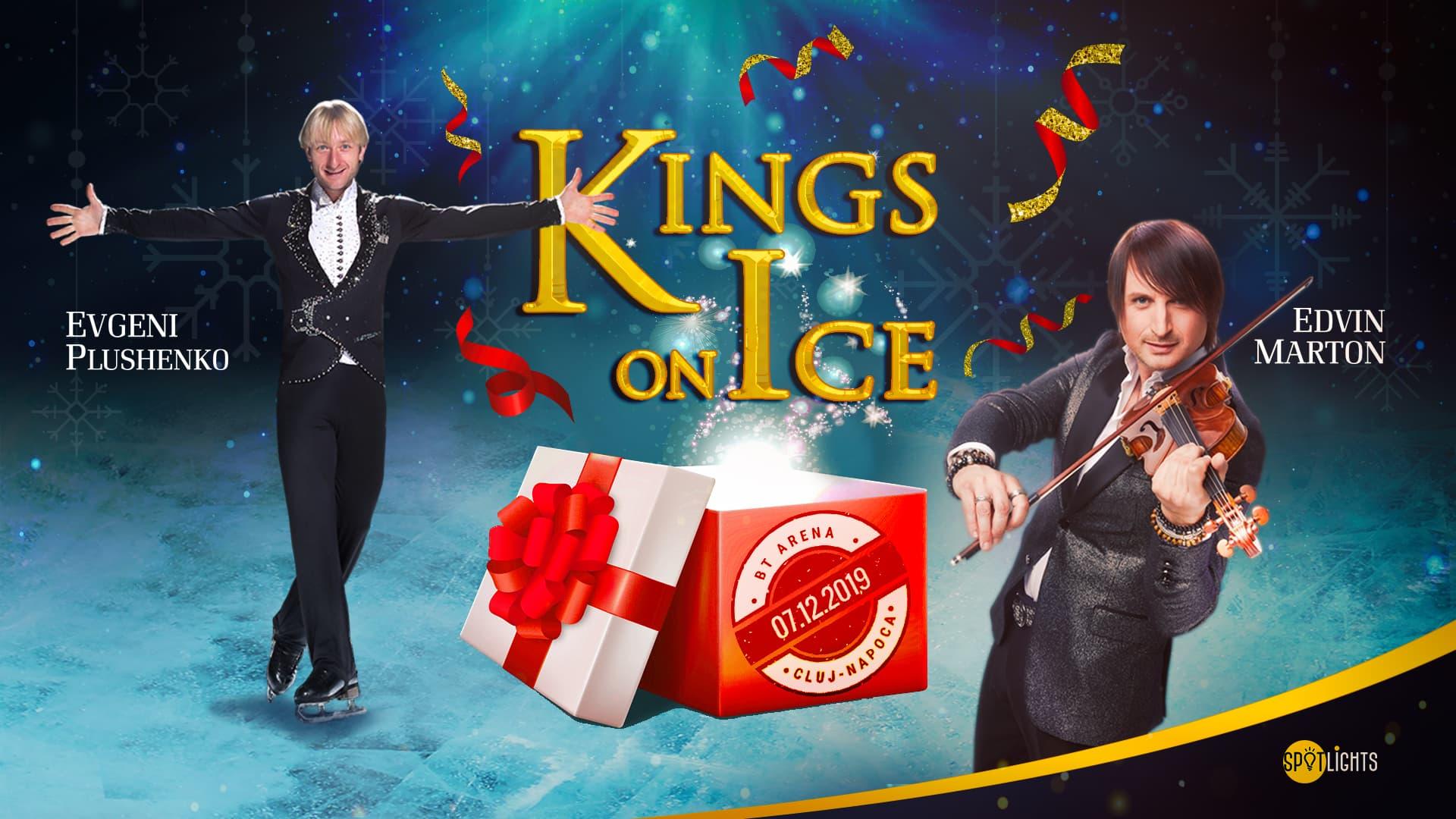 Mai mult decât un cadou. O experiență inedită pe care o poți oferi anul acesta:  Kings On Ice, cel mai spectaculos show de patinaj artistic din lume