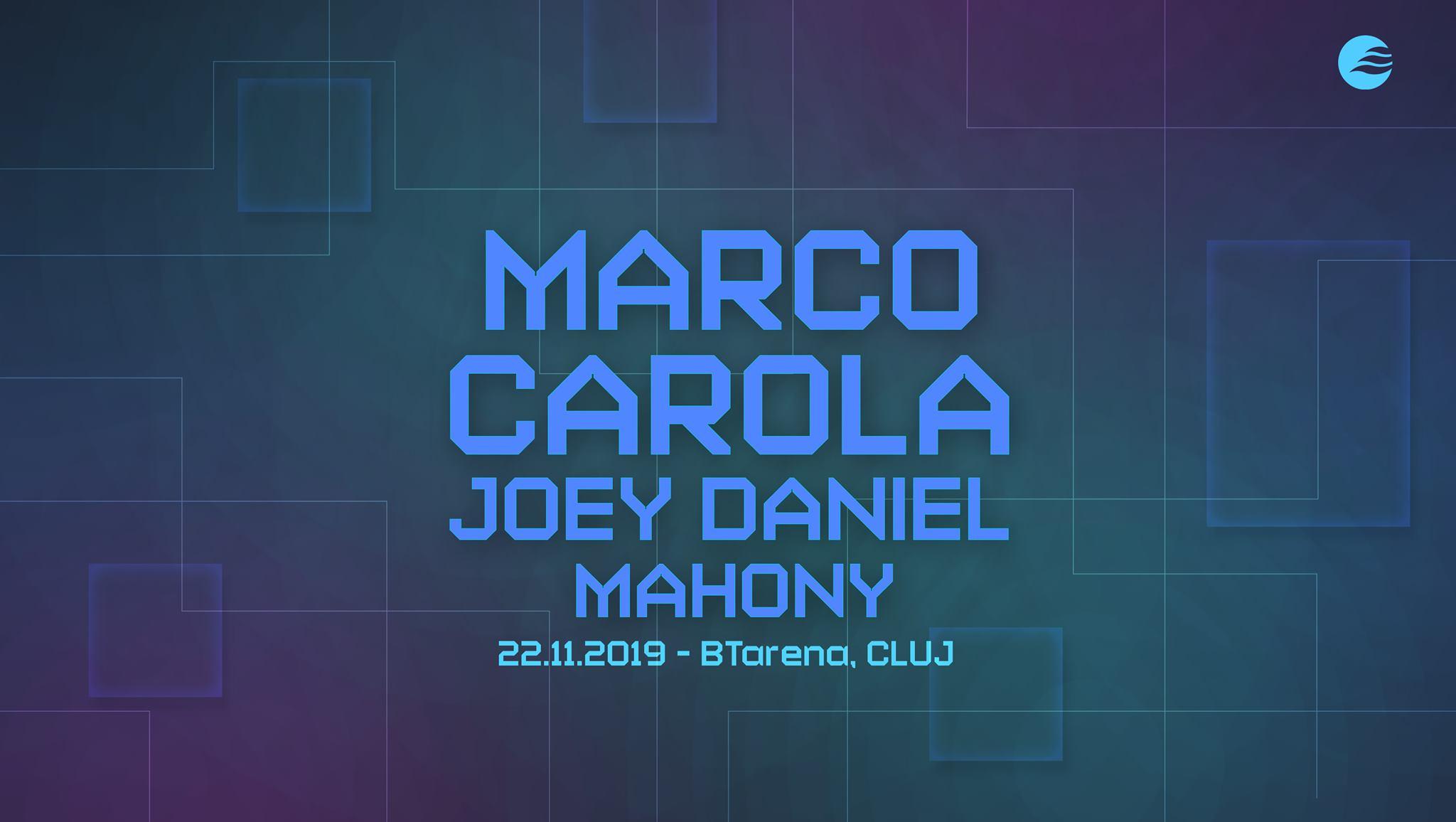 Marco Carola @ BT Arena