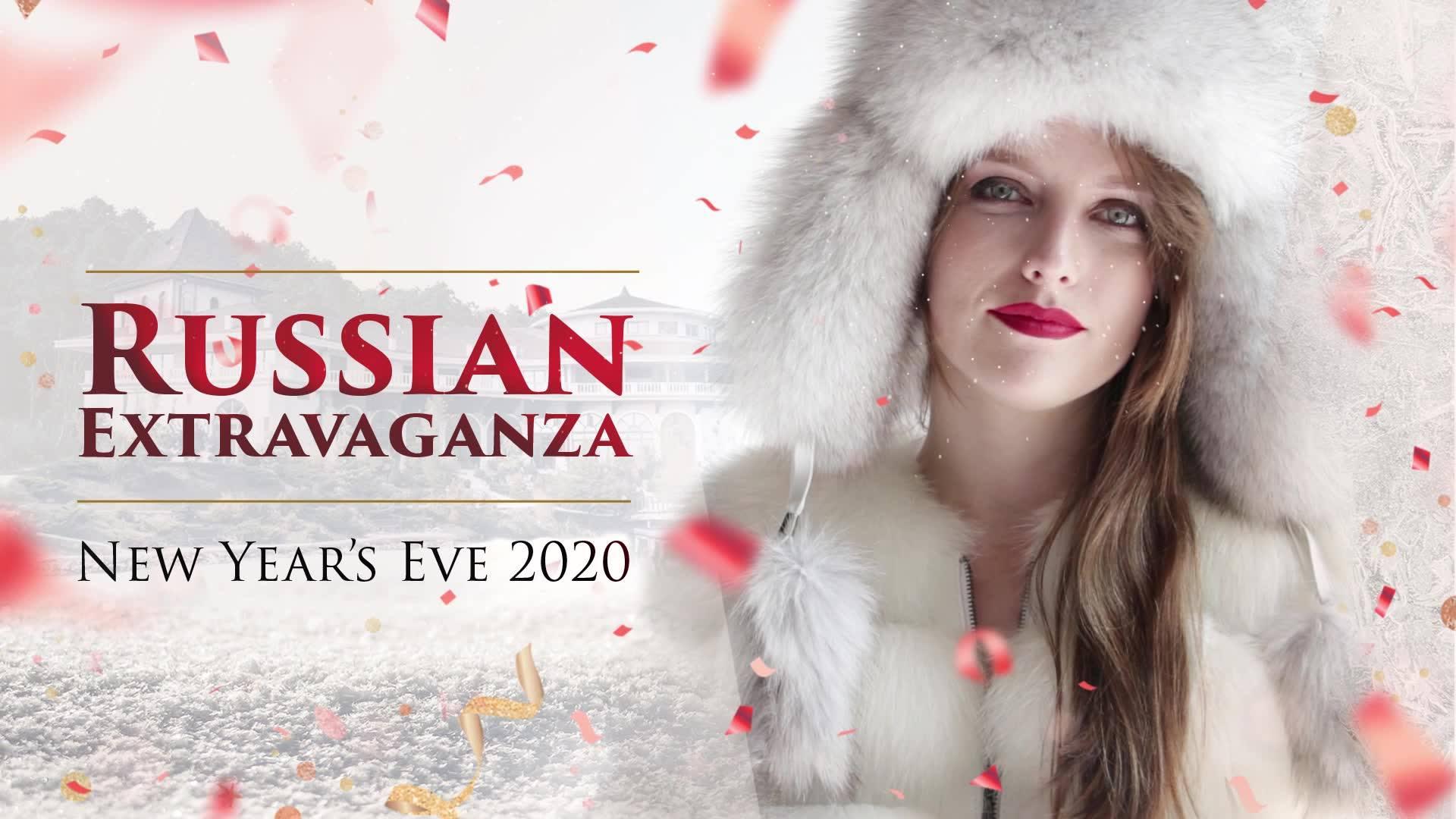 Russian Extravaganza New Year's Eve 2020 @ Sungarden Resort