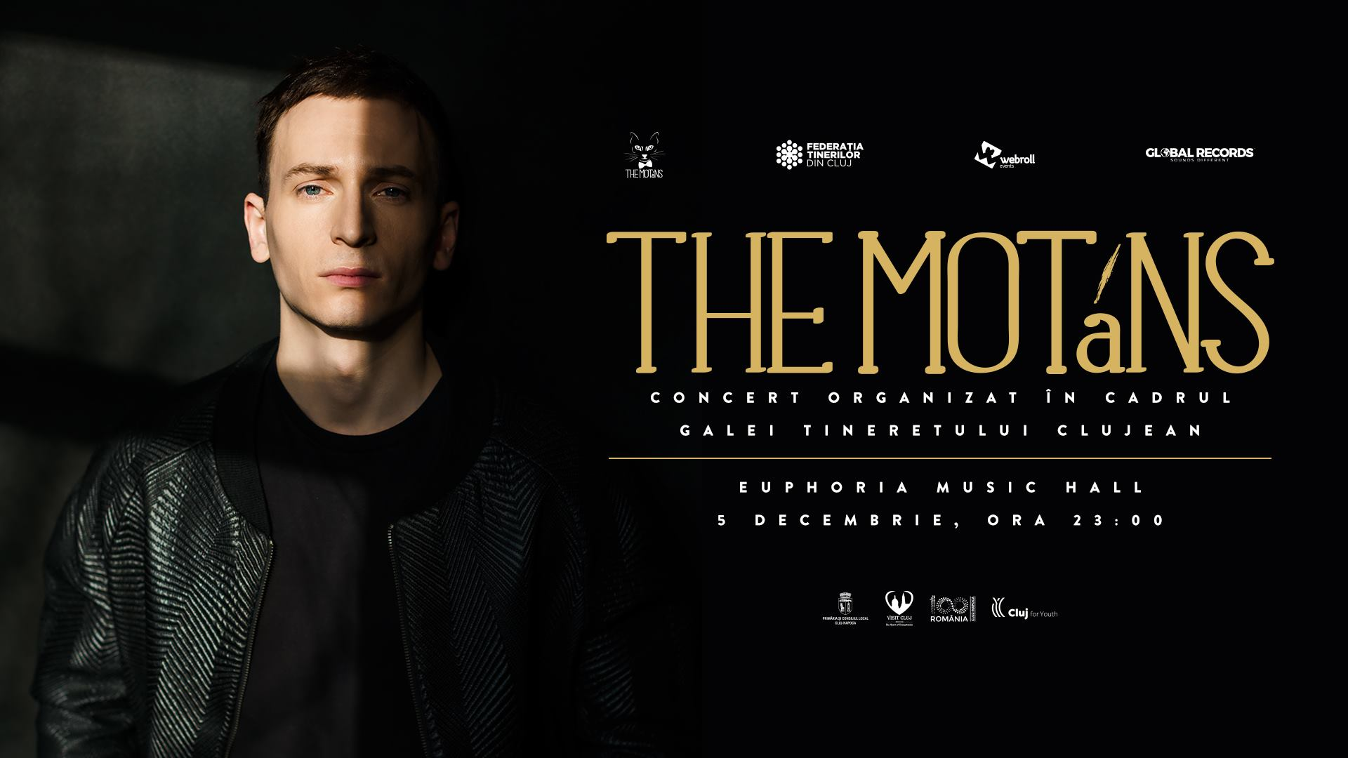 The Motans – After party – Gala Tineretului Clujean 2019