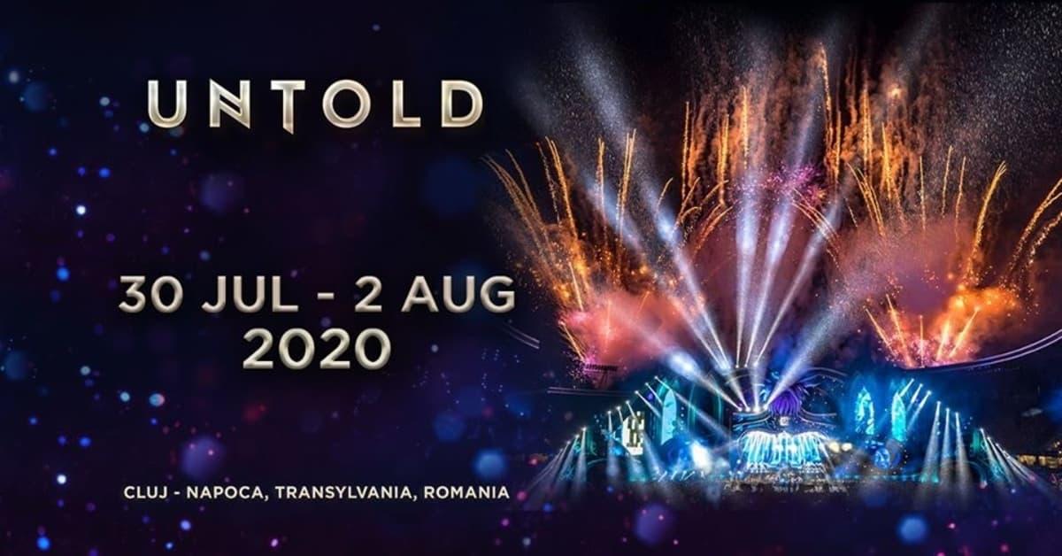 UNTOLD anunță data pentru ediția 2020 și primele abonamente