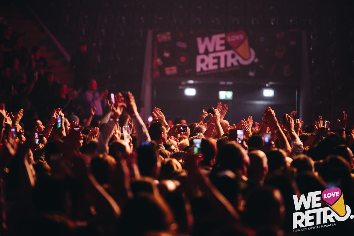 Ultimele bilete la We Love Retro Cluj-Napoca