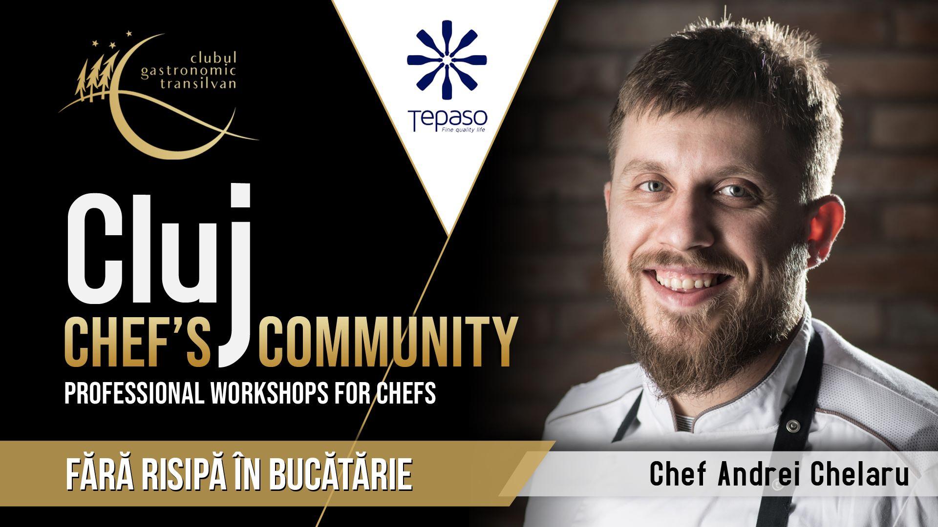 Cluj Chefs Community workshop nr. 1