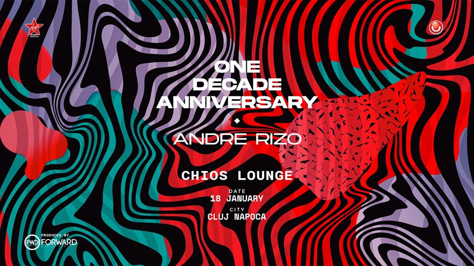 Andre Rizo at Chios Lounge – 360° VR Tour (Europe Premiere)