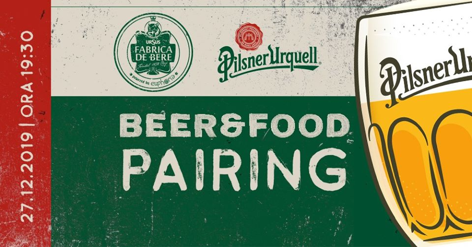 Beer & Food Pairing