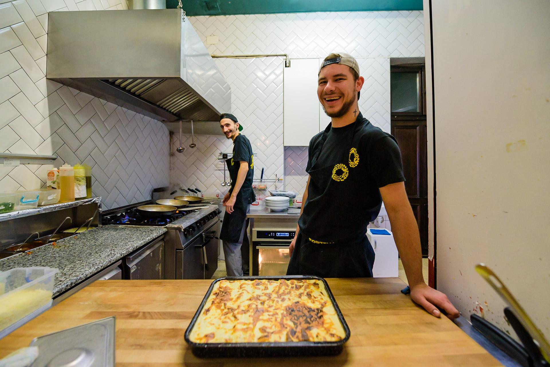 #HowItsMade: Canelloni con ricotta e spinacci de la Tortelli Pasta Bar