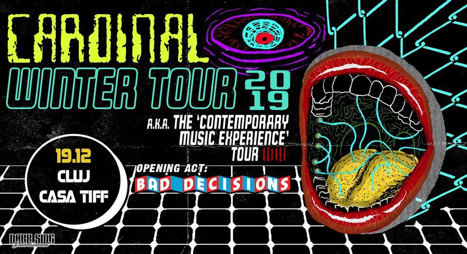 Cardinal live – Winter Tour
