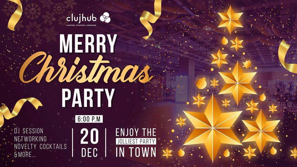ClujHub Christmas Party