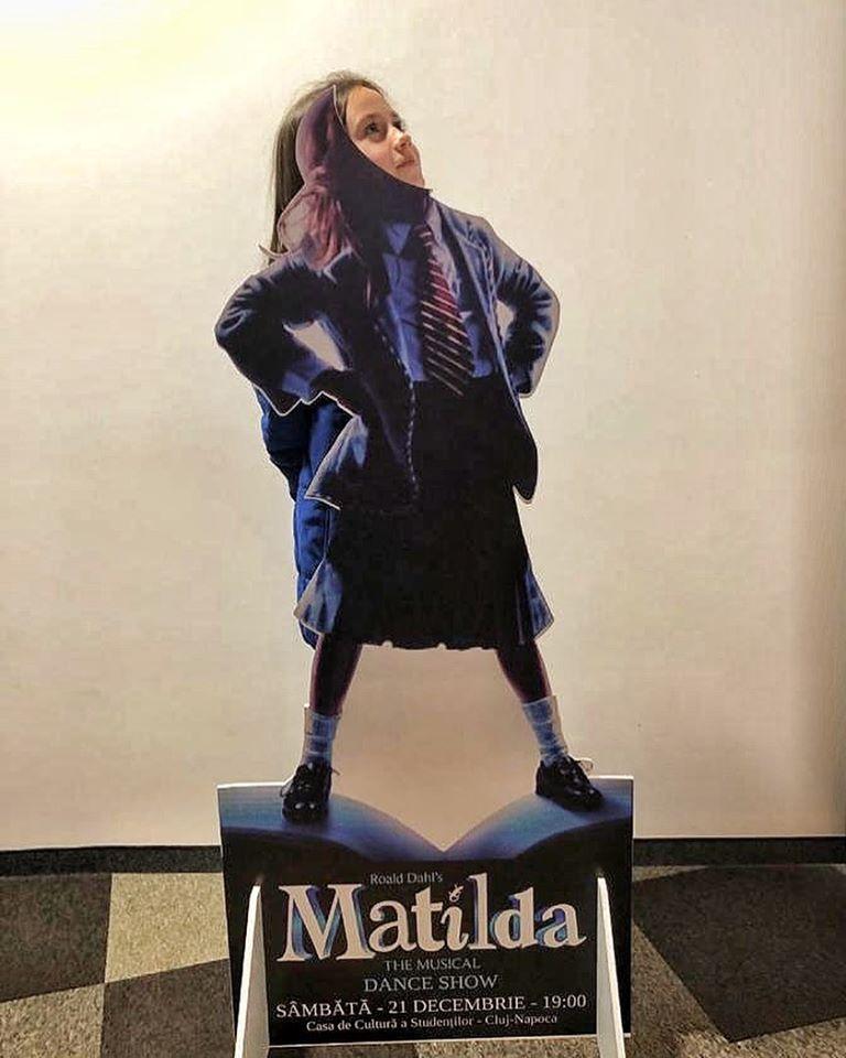 Matilda the Musical T-Dance Christmas Show