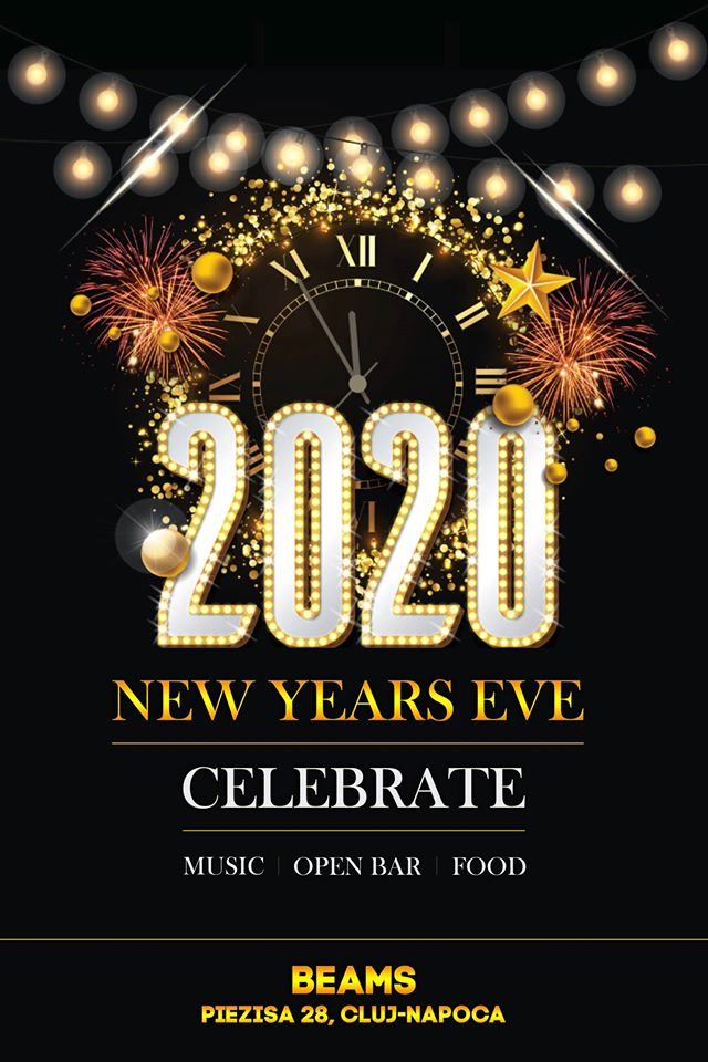 Molecular2020 – New Years Eve Party