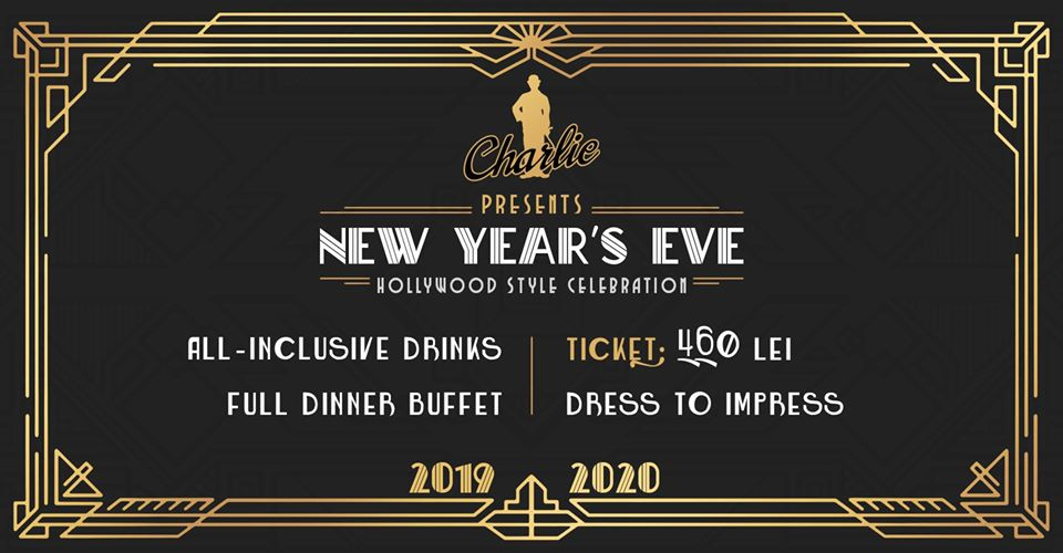 New Year`s Eve – Hollywood Style