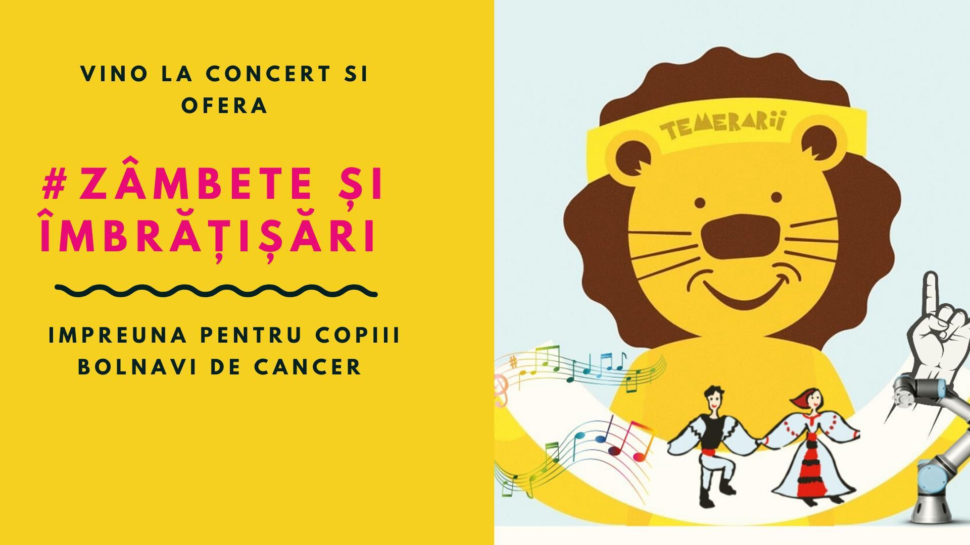 Poți să visezi, Poți să faci | Concert caritabil