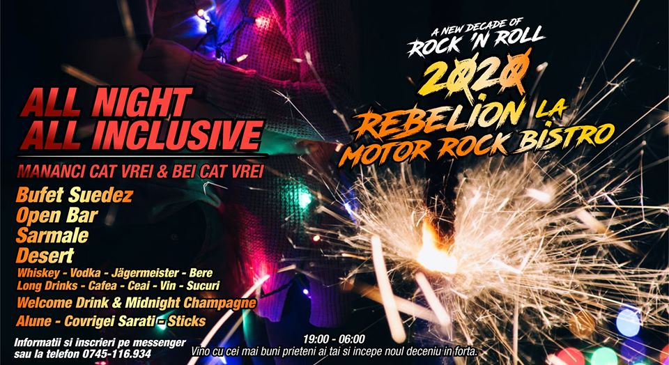 Rebelion Motor Rock