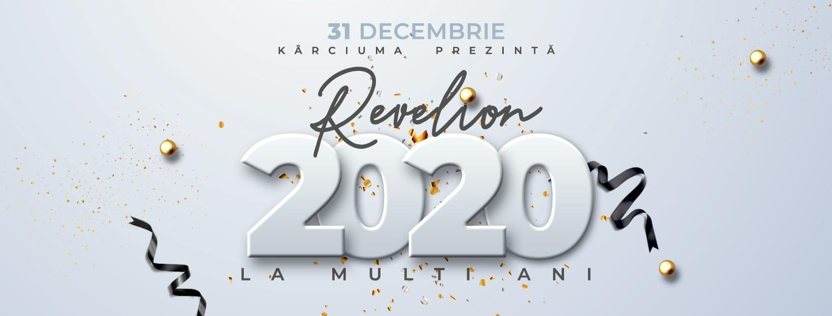 Revelion 2020 în Kârciumă
