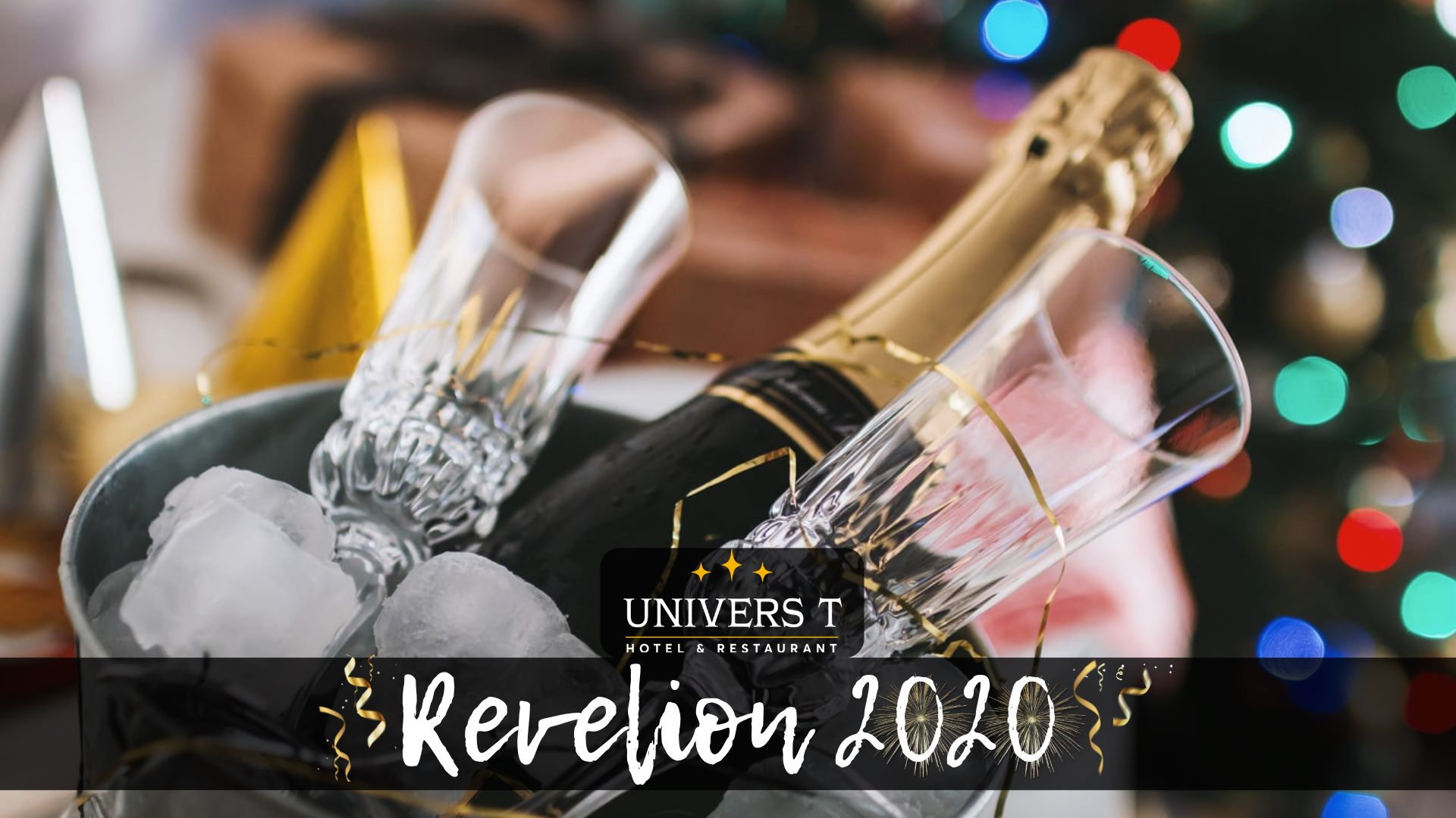 Revelion 2020 @ Univers T