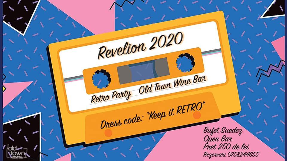 Revelion 2020 | Retro Party