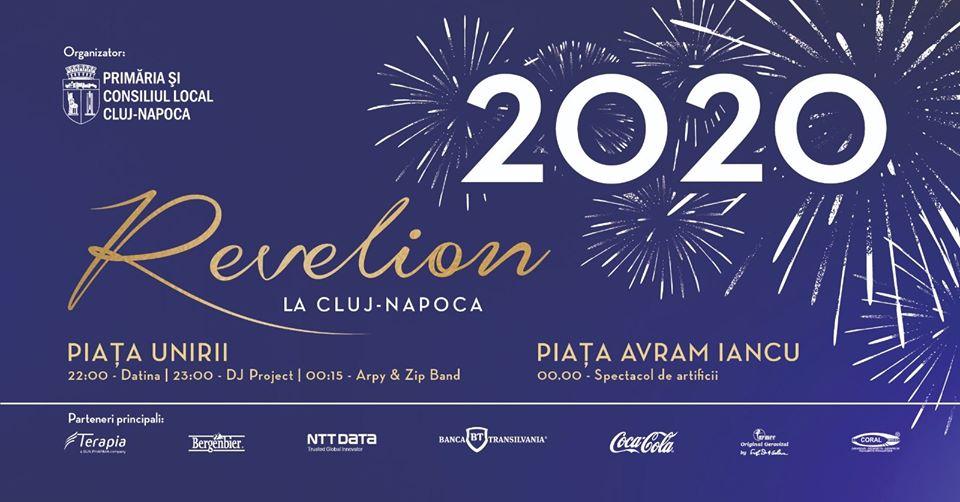 Revelion 2020 la Cluj-Napoca – Program