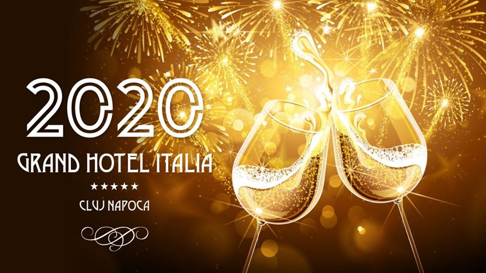 Revelion @ Grand Hotel Italia
